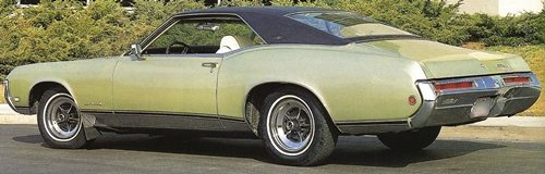 60s Buick cars