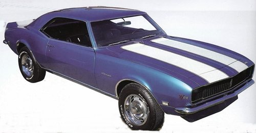 1968 Chevy Camero