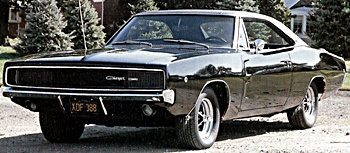 1960s classic Dodge cars