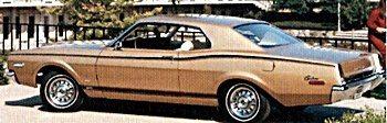 sixties classic autos