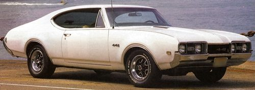 60s American Autos