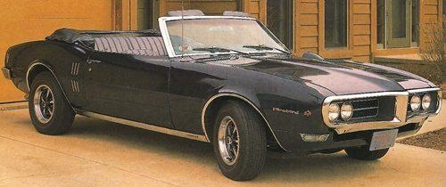 2018 Buick Firebird >> 1960s Pontiac - Photo Gallery