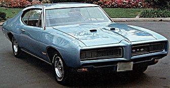 60s Pontiac GTO