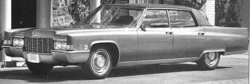 sixties Cadillacs