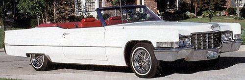 1960s GM cars