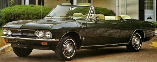 1969 Chevy Corvair