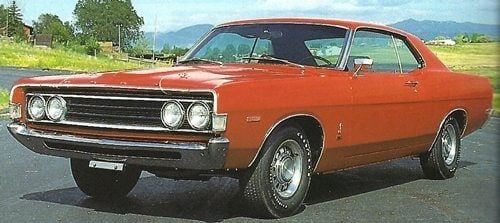 1960s Ford – Photo Gallery