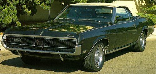 1960s vintage Lincolns