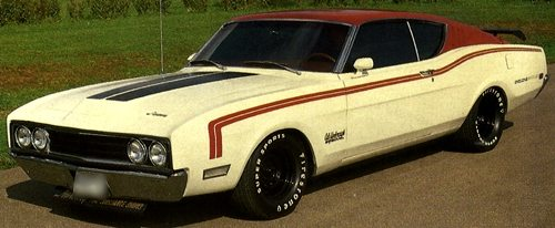 1969 Mercury Cyclone II