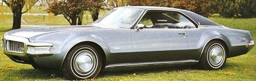 1960s classic Oldsmobiles