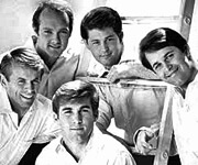 1960s famous artists Beach Boys