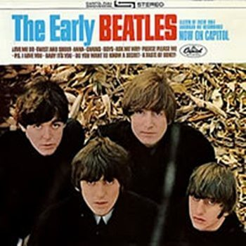 The Early Beatles Album