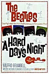 Beatles - Hard Days Night Movie