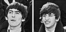 George & Ringo