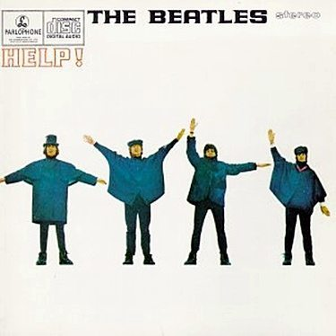 Beatles album - Help!