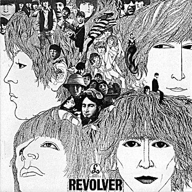 Beatles album - Revolver