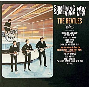 Beatles Album - Something New