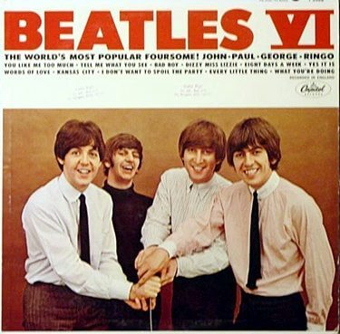 The Beatles VI - album