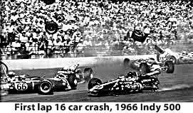 1966 car crash