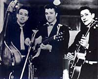 Elvis, Scotty Moore & Bill Black