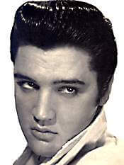 Elvis in the 50s