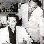 Elvis & Hal Wallace