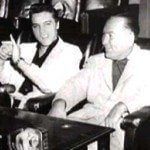 Elvis & Hal Wallis