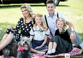 1950s Family Life