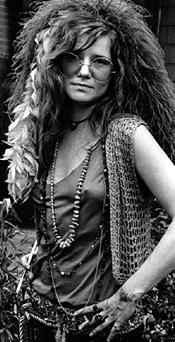1960s clothing Janis Joplin