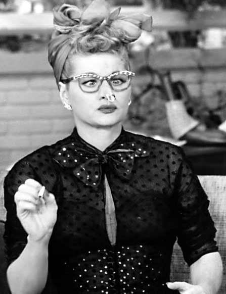 classic tv shows i love lucy lucille ball fiftiesweb