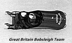 1964 Olympic Bob Sledding