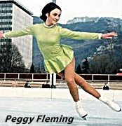 Winter Olympics - Peggy Flemming