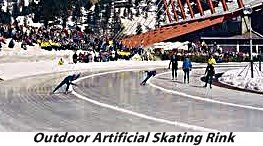 1960s Olympic Ski Jump