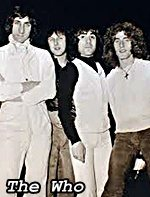 1960s band - The Who