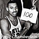 1960s Wilt Chamberlain