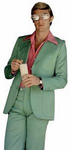 1960s leisure suit