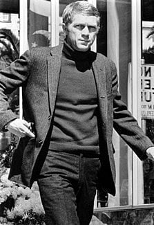 Steve McQueen king of 1960s cool