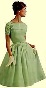 1960 party dresses