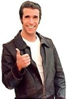 Fonzie from Happy Days