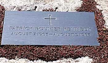 Kennedy Family Grave