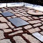 John F. Kennedy's gravesite