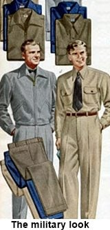 1950s Fashion For Men