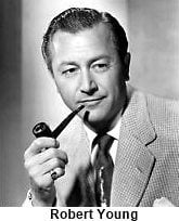 Robert Young in Father Kows Best