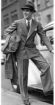 1950s Men S Fashion Mens