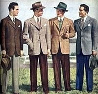 1950s Men S Fashion See What Was Popular