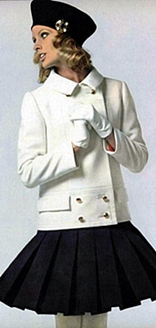 1960s Fashion - Mod fashion
