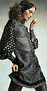 Mod fashions by Jean Muir