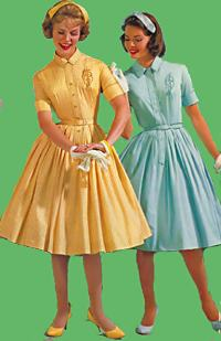 shirtwaist 1960s dresses,Womens Clothing 1960s