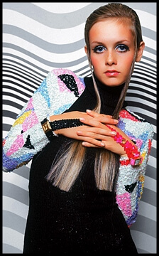 196s fashion - twiggy