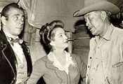 Bette Davis on Wagon Train